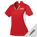 LST655 - EMB - Ladies Micropique Polo